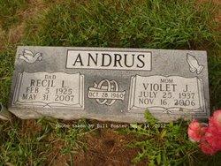 Recil L Andrus