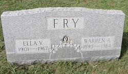 Warren A Fry