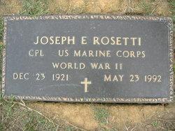 Joseph E. Rosetti