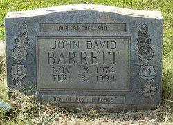 John David Barrett