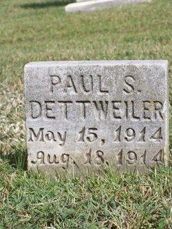Paul S Dettweiler