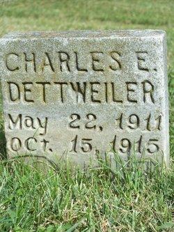 Charles E Dettweiler
