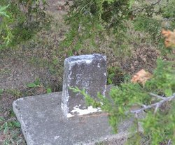Unknown Burial Number One Unknown