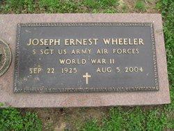 Joseph Ernest Wheeler