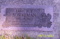 Baby Boy Bowerman