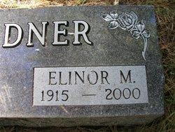 Elinor M Gardner