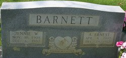 A Earnest Barnett
