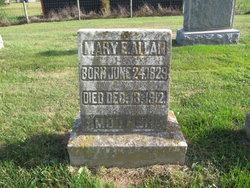 Mary E. <i>Sibley</i> Allan