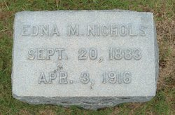 Edna May Nichols