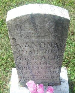 Vanona Barr