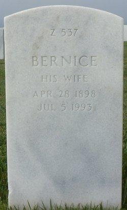 Bernice I <i>Franklin</i> Coonley