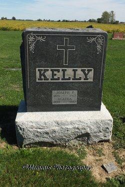 Agatha H <i>Spangler</i> Kelly