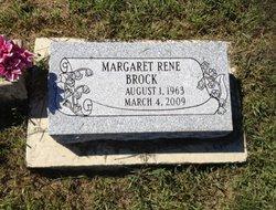 Margaret Rene Brock