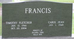 Timothy Fletcher Francis