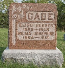 Wilma Josephine <i>Hutson</i> Cade