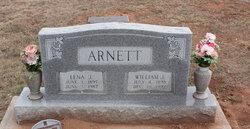 Lena Julia <i>Ruther</i> Arnett
