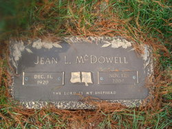 Jean <i>Anderson</i> McDowell