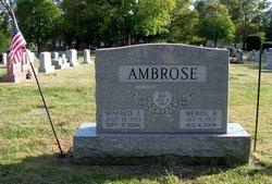 Muriel <i>Brown</i> Ambrose