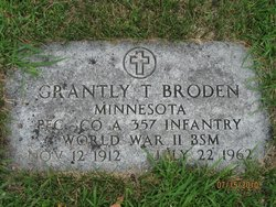 Grantly Theodore Broden