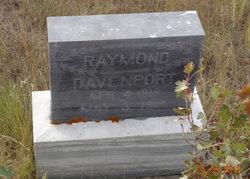 Raymond Cyrus Davenport