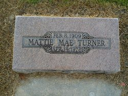Mattie Mae Turner