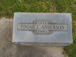 Edgar L Anderson