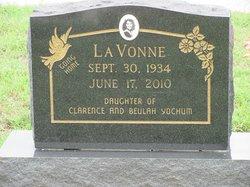 Bonnie LaVonne <i>Yochum</i> Hayes