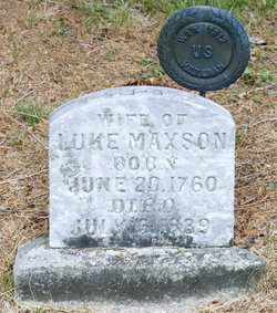 Lydia <i>Babcock</i> Maxson
