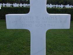 Capt Ralph Truitt Amoss