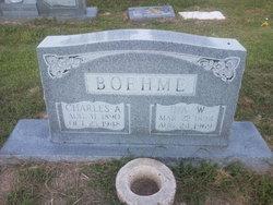 Ida <i>Witt</i> Boehme