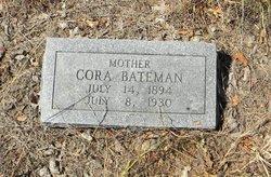 Cora <i>Richardson</i> Bateman