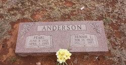 Pearl <i>Broadbent</i> Anderson