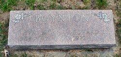 Eva <i>Hansel</i> Boynton
