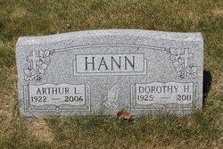 Dorothy <i>Herzog</i> Hann