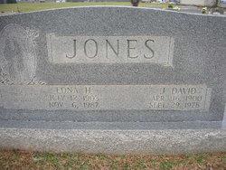 Edna Mae <i>Holland</i> Jones