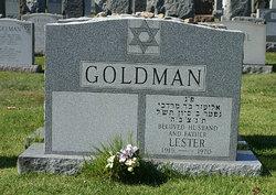Lester Goldman