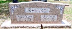 Zona <i>White</i> Bailey