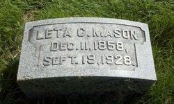 Leta <i>Compton</i> Mason