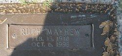 Ruth <i>Mayhew</i> Caldwell