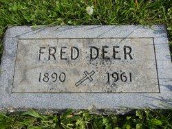 Fred Deer