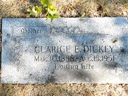 Clarice E. <i>Miller</i> Dickey