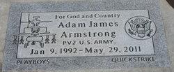 Adam James Armstrong