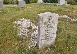 Herbert Norman Adams