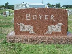 Frank A. Boyer
