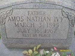 Nathan Amos Ivey