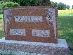 Emma <i>Fahrmann</i> Paullus