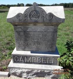 Sarah Ann <i>Pyle</i> Campbell