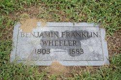 Benjamin Franklin Wheeler