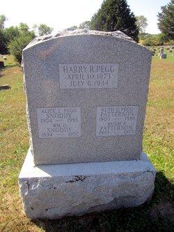 Harry R Pegg