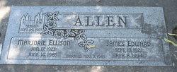 Marjorie Faye <i>Ellison</i> Allen